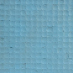 Cocomosaic tiles fancy blue | Mosaicos de coco | Cocomosaic