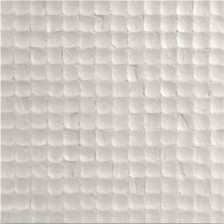 Cocomosaic tiles fancy white | Mosaïques en coco | Cocomosaic