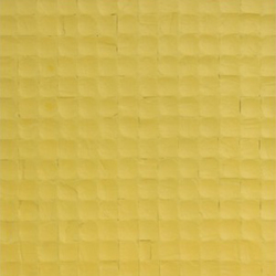 Cocomosaic tiles fancy yellow | Mosaïques en coco | Cocomosaic