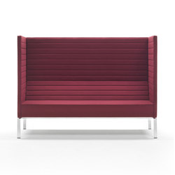 Stripes Sofa | Lounge sofas | Giulio Marelli