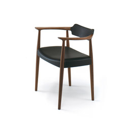 BA-01 Arm Chair | Sedie | Kitani Japan Inc.