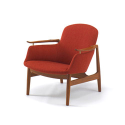 FJ-01 Easy Chair | Poltrone lounge | Kitani Japan Inc.