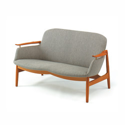 FJ-02 Sofa | Loungesofas | Kitani Japan Inc.