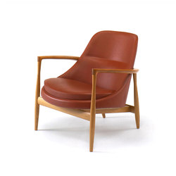IL-01 Easy Chair | Poltrone lounge | Kitani Japan Inc.