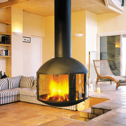 Agorafocus 850 | Wood burning stoves | Focus
