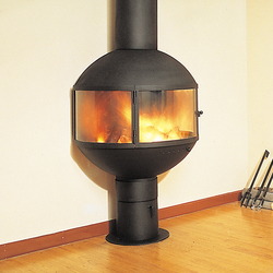 Édofocus 631 wall | Wood burning stoves | Focus
