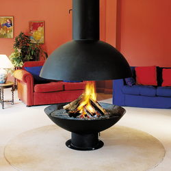 Mezzofocus | Gas fireplaces | Focus