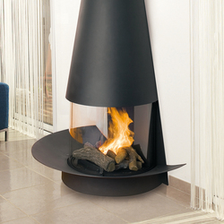 Filiofocus wall 1600 | Wood burning stoves | Focus
