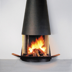 Filiofocus wall 2000 | Wood burning stoves | Focus