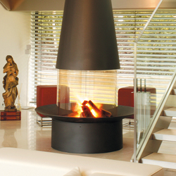 Filiofocus fixed 2000 | Wood burning stoves | Focus
