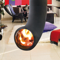 Renzofocus central | Wood burning stoves | Focus