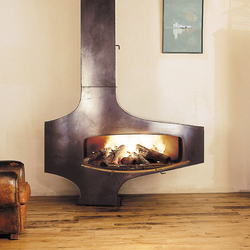 Hétérofocus 1900 | Wood burning stoves | Focus