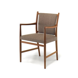 JK-02 Arm Chair | Chaises | Kitani Japan Inc.