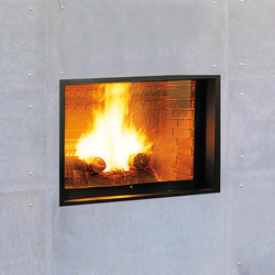 Unifocus 22 | Wood fireplaces | Focus