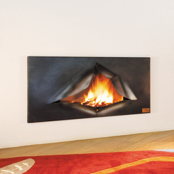Omégafocus | Gas fireplaces | Focus
