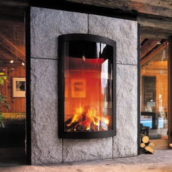 Pictofocus 1450 double face | Wood fireplaces | Focus