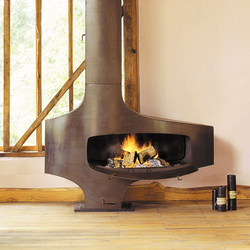 Hétérofocus 1400 | Wood burning stoves | Focus
