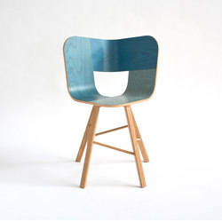 Tria Wood Chair 4 | Restaurant chairs | Colé
