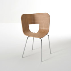 Tria Metal Chair | Chairs | Colé