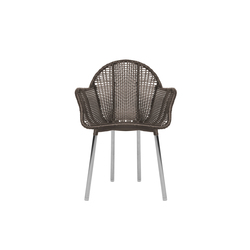 Amaya Armchair | Garden chairs | Kenneth Cobonpue