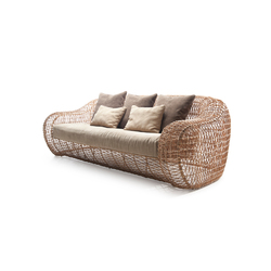Balou Easy Sofa | Divani | Kenneth Cobonpue