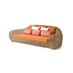 Balou Daybed | Seating islands | Kenneth Cobonpue