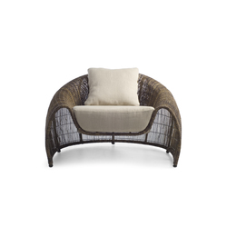 Croissant Easy Armchair | Sessel | Kenneth Cobonpue
