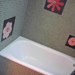 Bathroom Paris | Piastrelle per pareti | Ulrike Weiss
