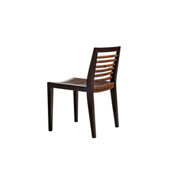 Kawayan Bistro Side Chair | Restaurant chairs | Kenneth Cobonpue