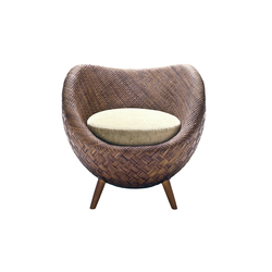La Luna Easy Armchair | Poltrone lounge | Kenneth Cobonpue