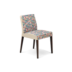 Domus Chair | Visitors chairs / Side chairs | Tekhne