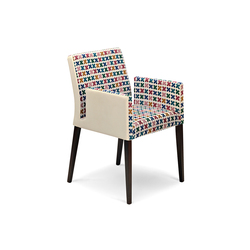 Domus Armchair | Visitors chairs / Side chairs | Tekhne
