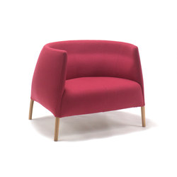 JUN-02 Easy Chair | Poltrone | Kitani Japan Inc.
