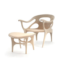 K-Chair | Armchairs | Kitani Japan Inc.