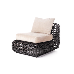 Matilda Easy Chair | Poltrone | Kenneth Cobonpue