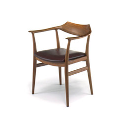 SR-01 Arm Chair | Sedie | Kitani Japan Inc.