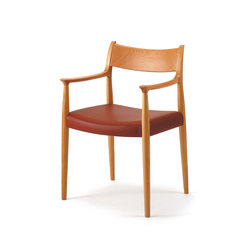 SR-02 Arm Chair | Sedie | Kitani Japan Inc.