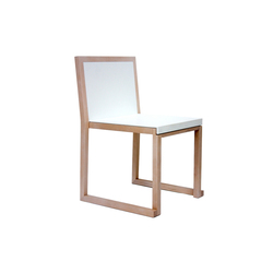 Myshoes | Visitors chairs / Side chairs | Tekhne