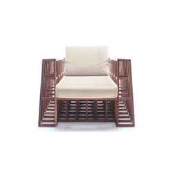 Tilt Easy Armchair | Lounge chairs | Kenneth Cobonpue