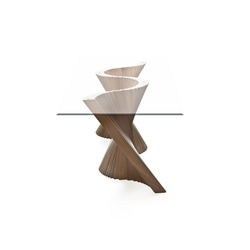 Wave Dining Table | Tables de repas | Kenneth Cobonpue