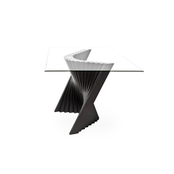 Wave End Table | Mesas auxiliares | Kenneth Cobonpue