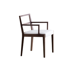 PourParler Armchair | Visitors chairs / Side chairs | Tekhne