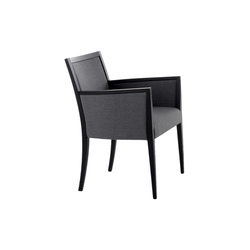 Project armchair | Visitors chairs / Side chairs | Tekhne