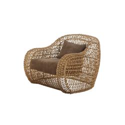 Balou Easy Armchair | Poltrone | Kenneth Cobonpue