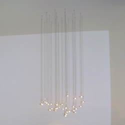 Jackie O BJC | Suspended lights | Catellani & Smith