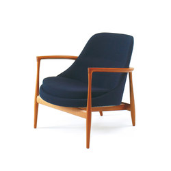 IL-01 Easy Chair | Loungesessel | Kitani Japan Inc.
