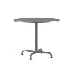 20-06™ Round café table | Canteen tables | emeco