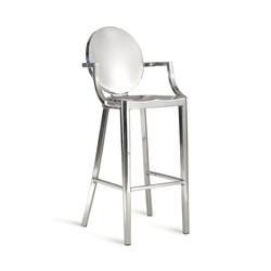 Kong Barstool with arms | Bar stools | emeco