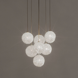 Sweet light sospensione grappolo | General lighting | Catellani & Smith