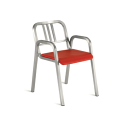 Nine-0™ Stacking armchair | Restaurantstühle | emeco